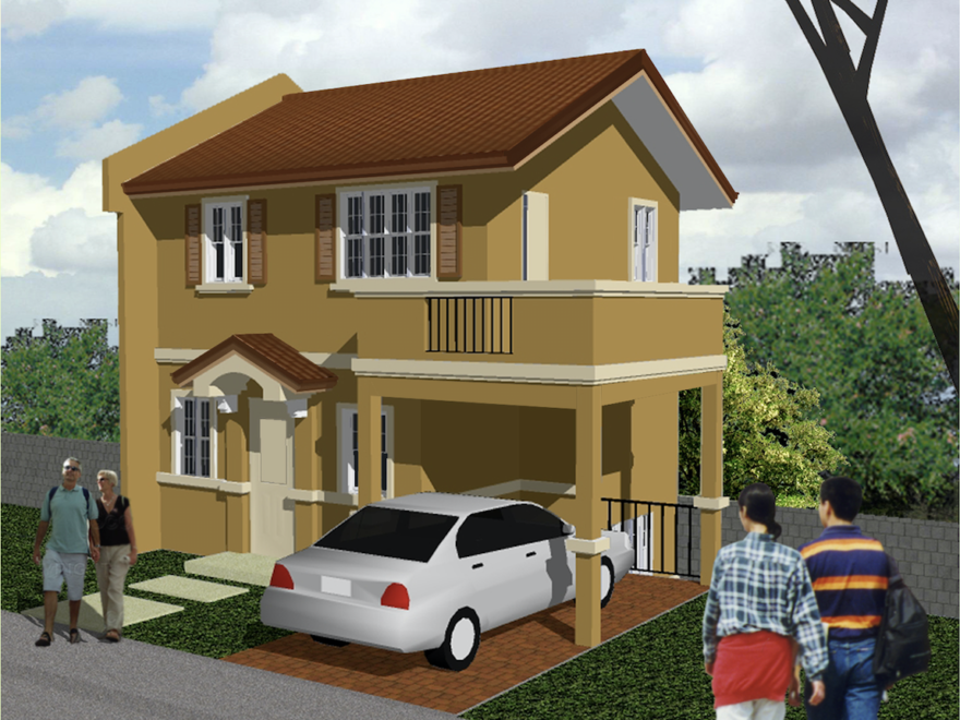 camella homes carmina downhill