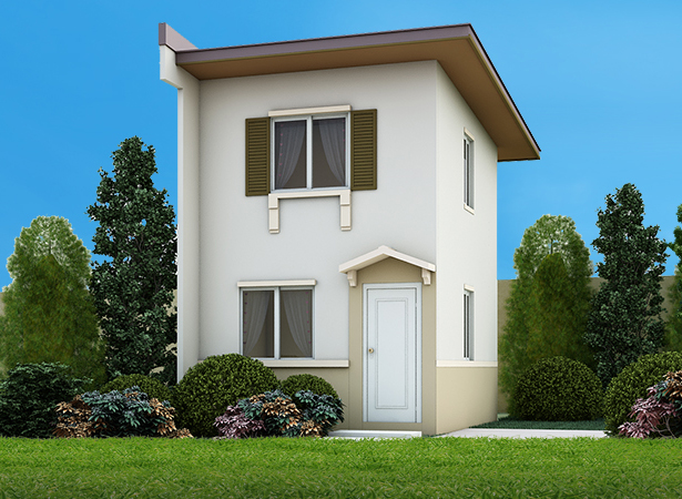 camella homes ezabelle