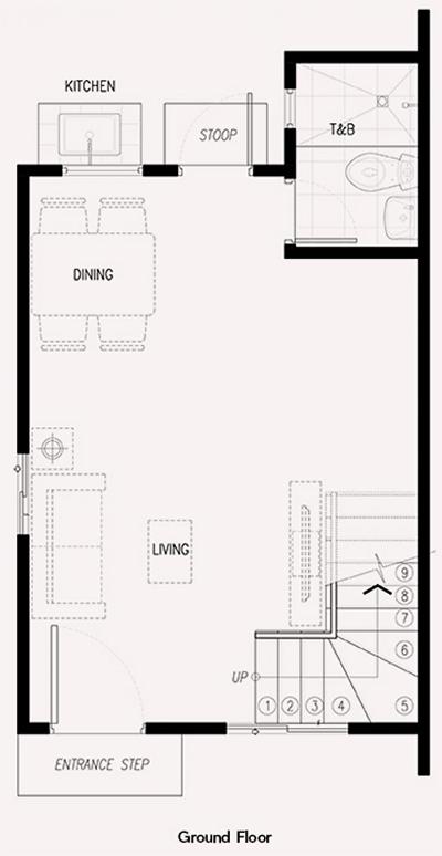 ezabelle ground floor plan