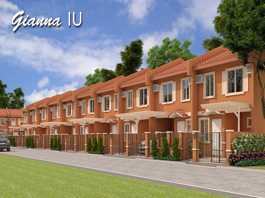 gianna townhouse