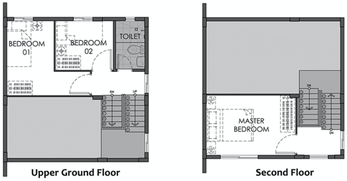 issa downhill second floor plan