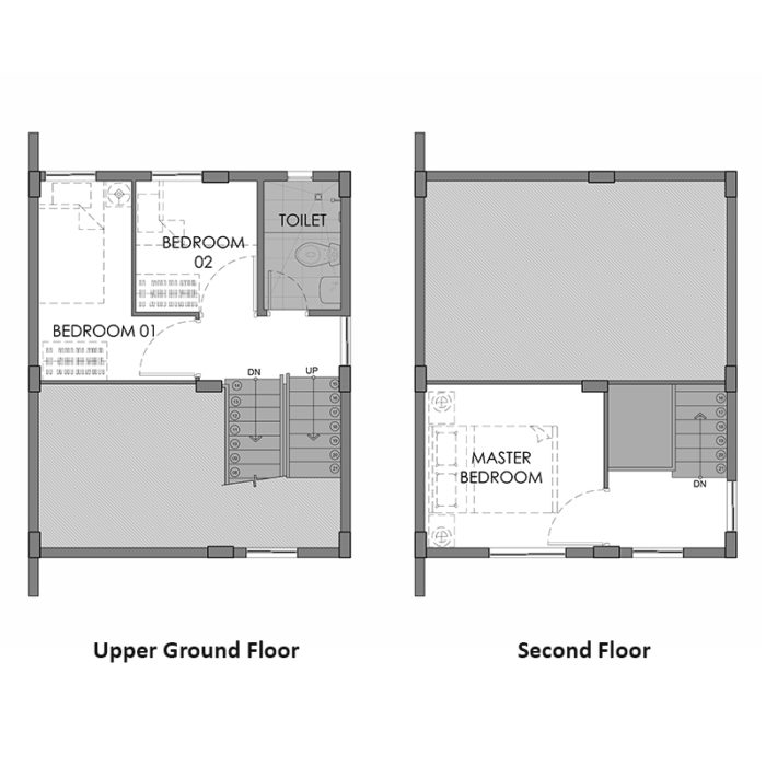 hanna-dh second floor plan