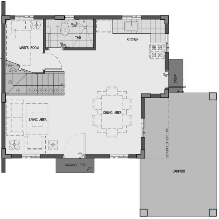 dani ground floor plan